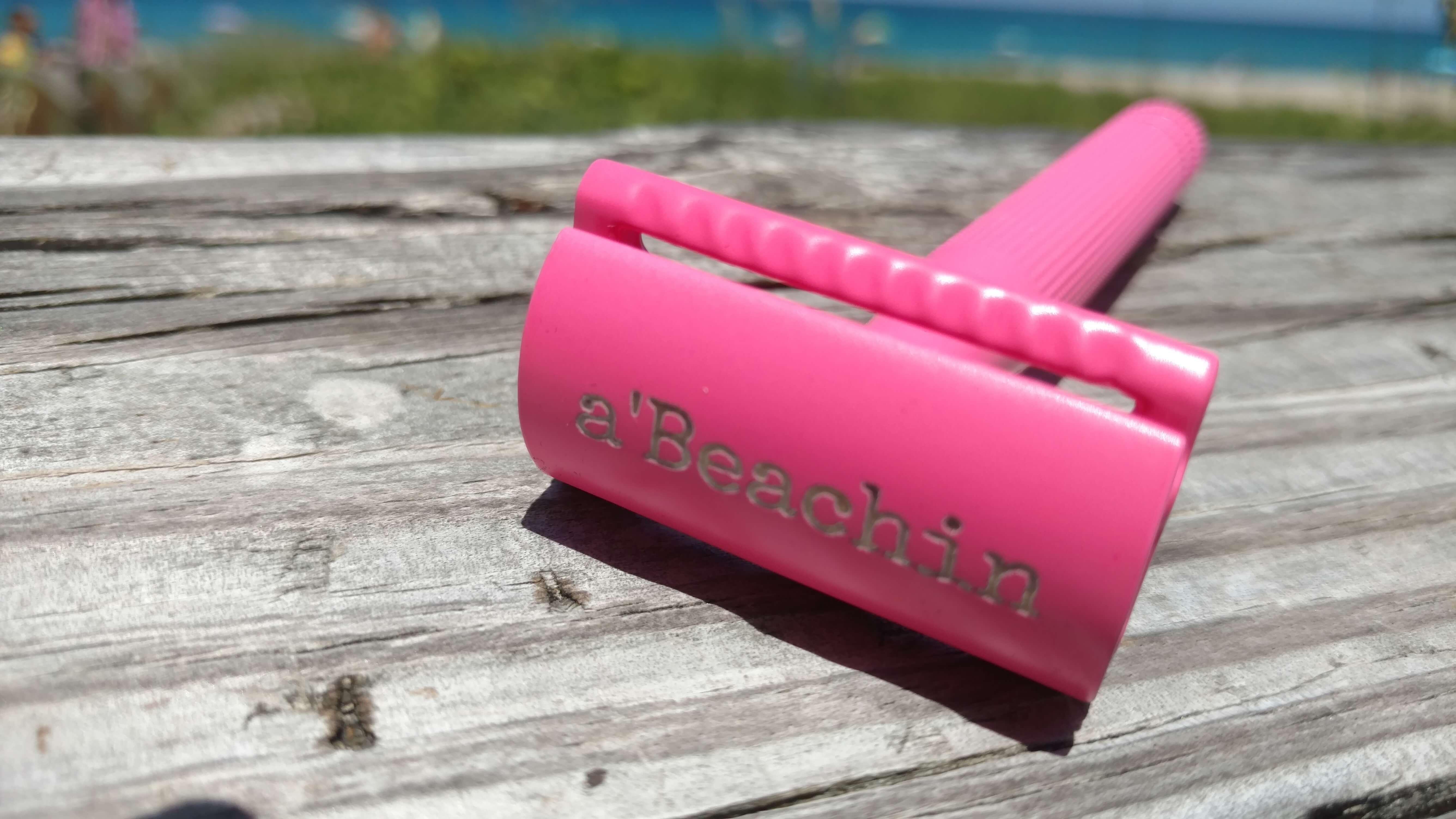 a'Beachin Lit'l Detox box - Soap, Deodorant, and more FREE Razor & Blades